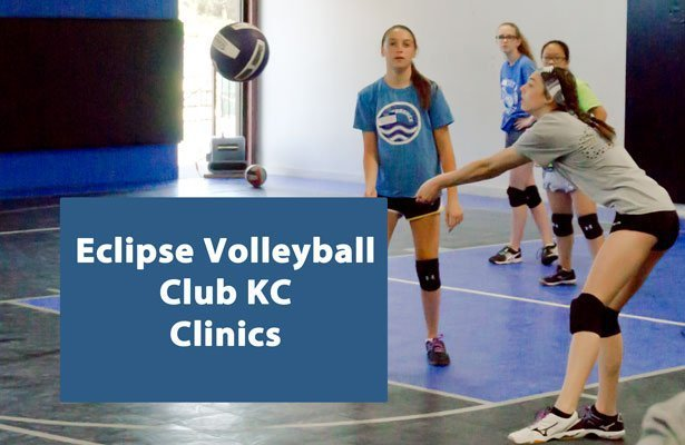 volleyball clinics - North kansas city's eclipse volleyball kc