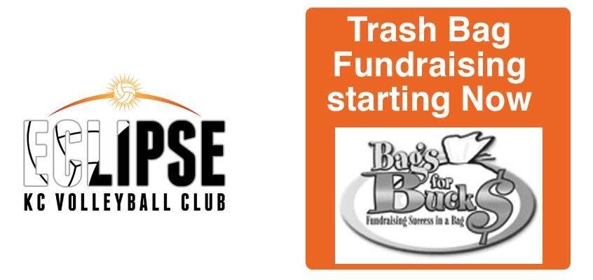 Trash Bag Fundraiser starts Now!