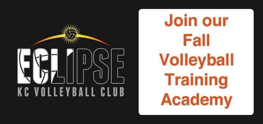 fall volleyball training academy 2018