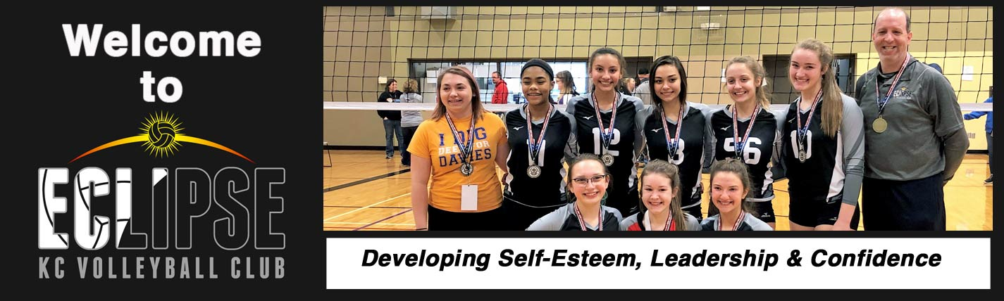 Welcome to North Kansas City's Eclipse Volleyball Club KC