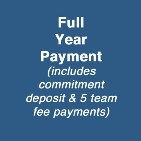 Kansas City North's Eclipse Volleyball Club KC Full year payment - includes commitment deposit and five team payment