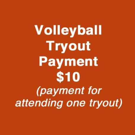 Kansas City North's Eclipse Volleyball Club KC payment for 1 tryout