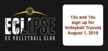 August 1st 2019 volleyball tryout