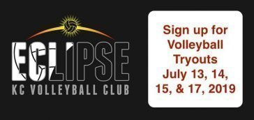 More Club Volleyball Tryout Dates July 2019