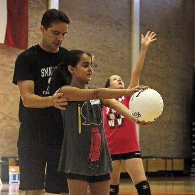 youth player - Volleyball Camp April 2020