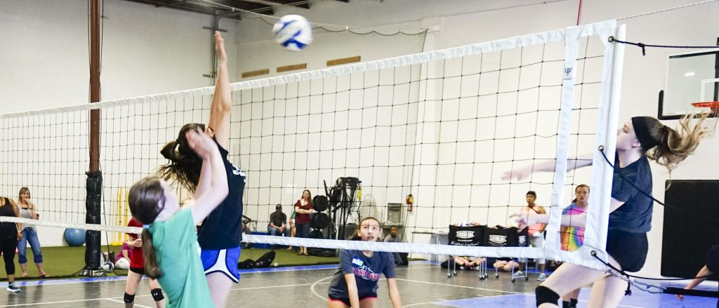 Volleyball open gym june 2020 - Eclipse Volleyball club KC