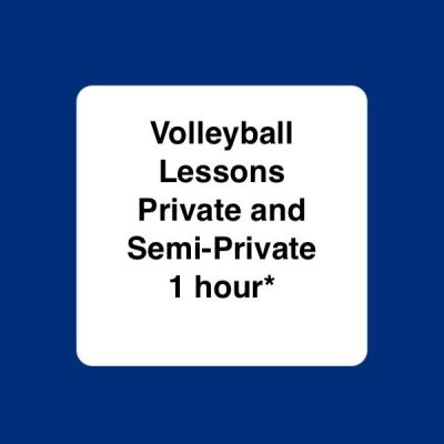 Private Volleyball Lessons - Kansas City North's Eclipse Volleyball Club KC