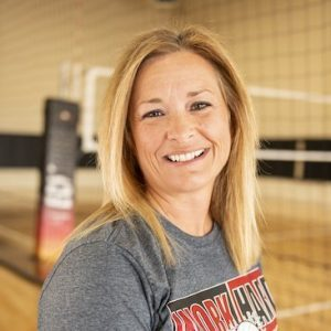 Eclipse Volleyball Club KC - Coach Suzanne Morris
