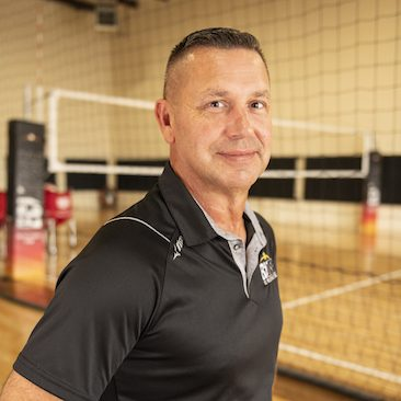 Eclipse Volleyball Club KC - Coach Lonnie Baker