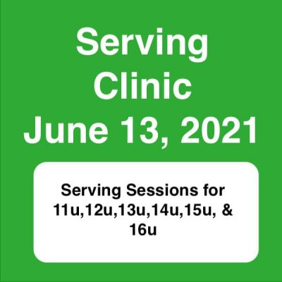 june 2021 serving clinic