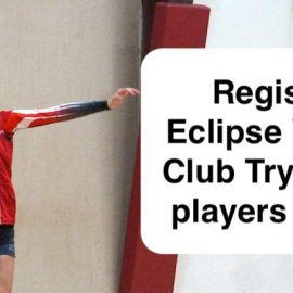 Club Volleyball Tryouts 2021 - register with Eclipse VB Club KC